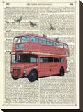 Butterfly London Bus
