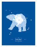 WWF Polar Bear - Animal Tails