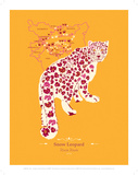 WWF Snow Leopard - Animal Tails