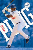 Yasiel Puig Los Angeles Dodgers MLB Sports Poster