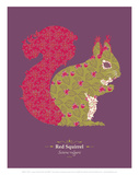 WWF Red Squirrel - Animal Tails
