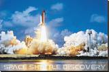 Shuttle Discovery Launch