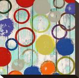 Rainbow Circles I