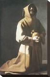 St Francis Kneeling