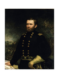 Portrait of Ulysses Simpson Grant  1869 Created by Storey  George Henry  1835-1923