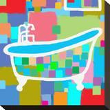 Colorful Bath I
