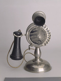 Strowger Dial Phone 1901 Created by Automatic Electric Co