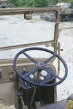 Steering Wheel of Italian SPA TM40 Tractor  1940