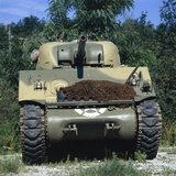 US M4 Sherman Medium Tank 1943