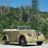 Italian Military Lancia Aprilia Coloniale  1939