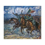 Savoy Cavalry Charge  by G F Gonzaga  1942