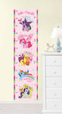 My Little Pony Growth Chart Wall Decal Sticker