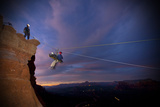 Three Men on a Rope Rescue in Sedona  Arizona