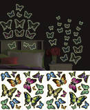 Butterflies Wall Decal Sticker Appliques
