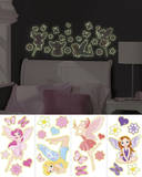 Fairies Wall Decal Sticker Appliques