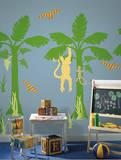 Fundango Tree ZooWallogy Wall Art Kit