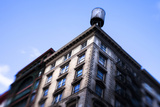 Architecture in the SoHo  Cast Iron Historical District of New York
