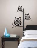 Give a Hoot Wall Art Kit