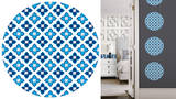 Carnaby Dot Wall Decal Sticker