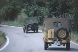 Meeting of Military Vehicles  Willys MB Jeep  1942