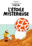 L'étoile mystérieuse (1942) Reproduction d'art par Hergé (Georges Rémi)