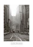 California Street  San Francisco  1964