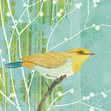 Blue Sky Songbird I