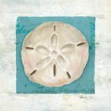 Shades of Blue III Reproduction d'art par Danhui Nai