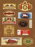 Cigar Labels I