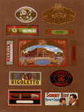 Cigar Labels II