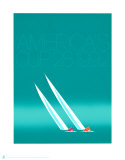 Duel (&#39;92-blue America&#39;s Cup)