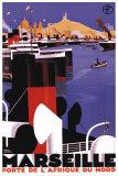 Marseilles  Porte de l'Afrique du Nord