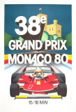 Monaco Grand Prix  1980