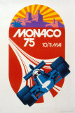 Monaco Grand Prix  1975