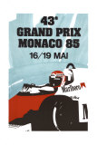 Monaco Grand Prix  1985