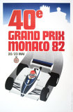 Monaco Grand Prix  1982
