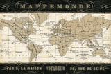 Mappemonde