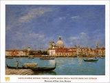 Venice/santa Maria Della Salute From