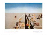 I Primi Giomi di Primavera Reproduction d'art par Salvador Dalí