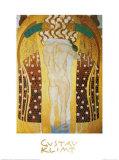 Ce baiser du monde entier Reproduction d'art par Gustav Klimt