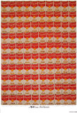 100 Campbell&#39;s Soup Cans