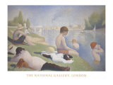 Bathers at Asnieres