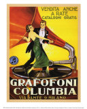 Grafofoni Columbia 1920