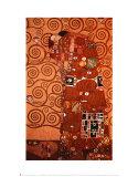 La réalisation Reproduction d'art par Gustav Klimt
