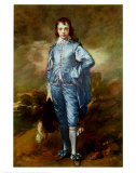 The Blue Boy  1770