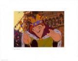 Quasimodo (Le Bossu de Notre-Dame) - ©Disney Reproduction d'art