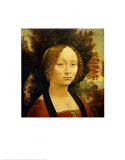 Portrait of Ginevra de'Benci c1478-1480