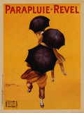 Parapluie-Revel Reproduction d'art par Leonetto Cappiello