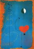 Ballerina Reproduction d'art par Joan Miró