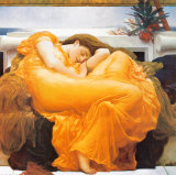 Flaming June  c1895